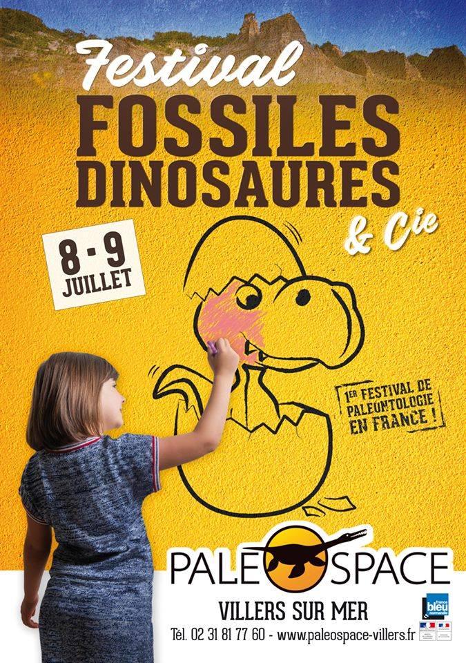 Festival Fossiles Dinosaures & Cie